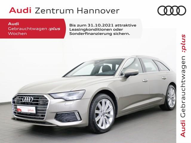 Audi A6 Avant 45 TDI qu. Design, LED, DAB, Leder, Rückfahrkamera, Komfortsitze, Jahr 2020, Diesel