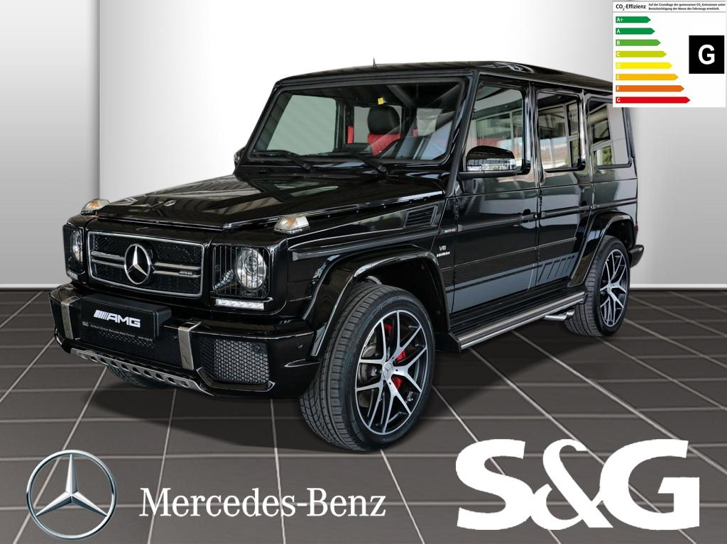 Mercedes-Benz G 63 AMG Navi/ RüKam./Sitzheizung/Parktronic/, Jahr 2018, Benzin