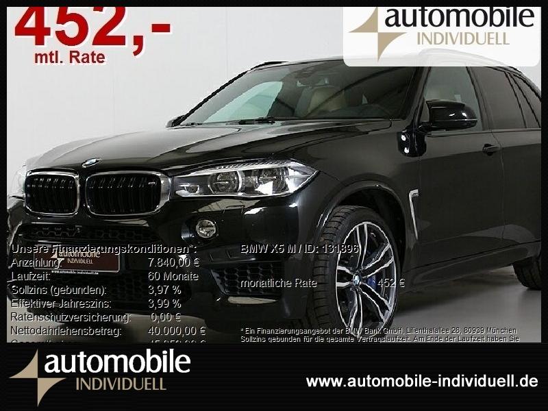 BMW X5 M LED AHK B&O Navi+TV Standh Panorama, Jahr 2015, Benzin