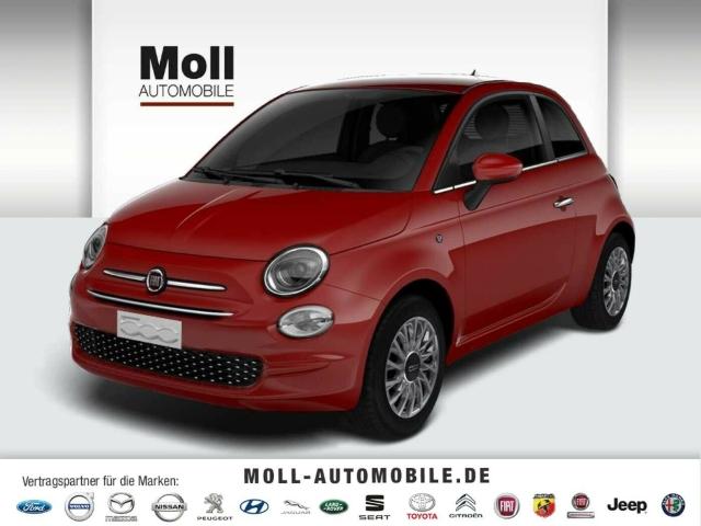 Fiat 500 Serie 7 Apple CarPlay, Klima, Bluetooth, Alu, Jahr 2019, Benzin