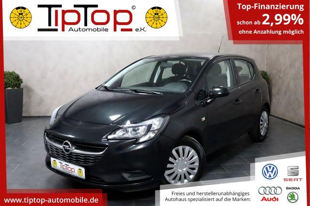 Opel Corsa 1.3 CDTI ecoFLEX Edition Klima 5-Türer, Jahr 2015, Diesel