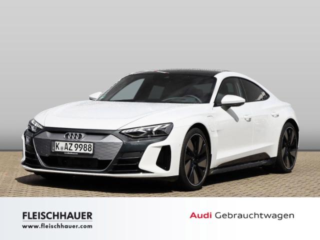 Audi e-tron GT quattro UPE 132.640 *Matrix LED inkl. Laserlicht*, Jahr 2021, Elektro