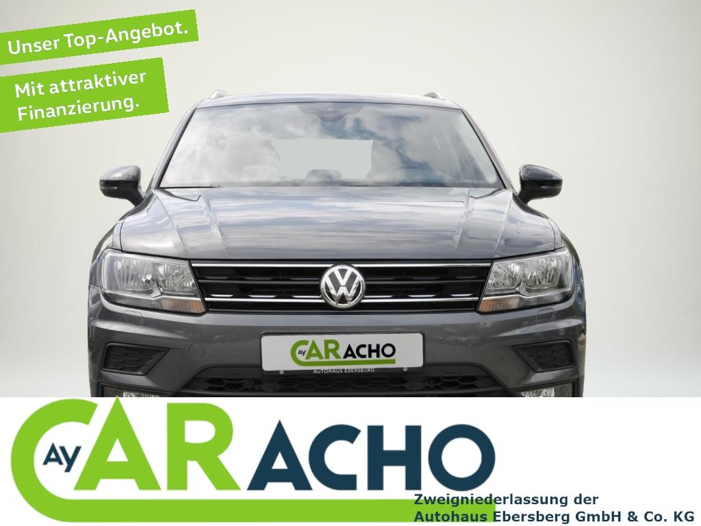 Volkswagen Tiguan IQ.DRIVE 2.0 TDI AHK Assist App Navi SHZ, Jahr 2019, Diesel
