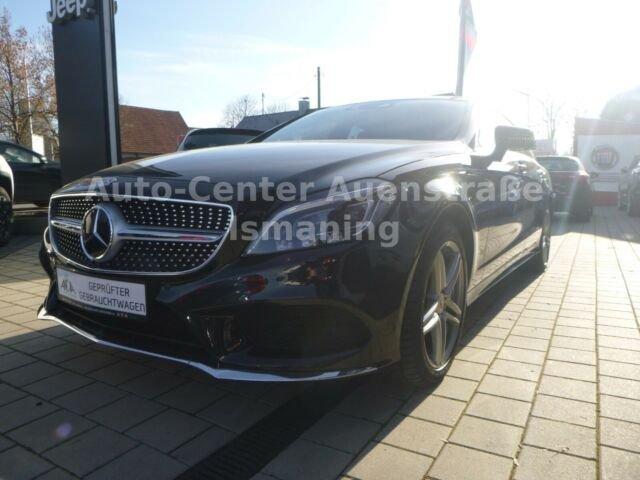 Mercedes-Benz CLS 500 Shooting Brake 4.7 4-matic, Jahr 2017, Benzin