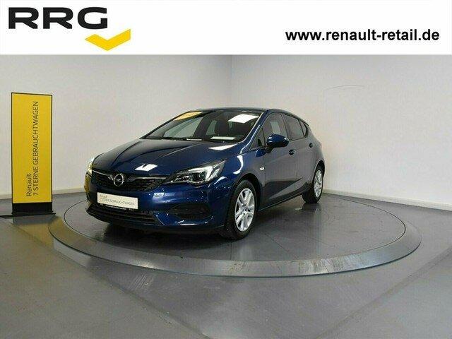 Opel Astra HB Edition 1.2 Turbo 2-Zonen Klimaautomati, Jahr 2020, Benzin