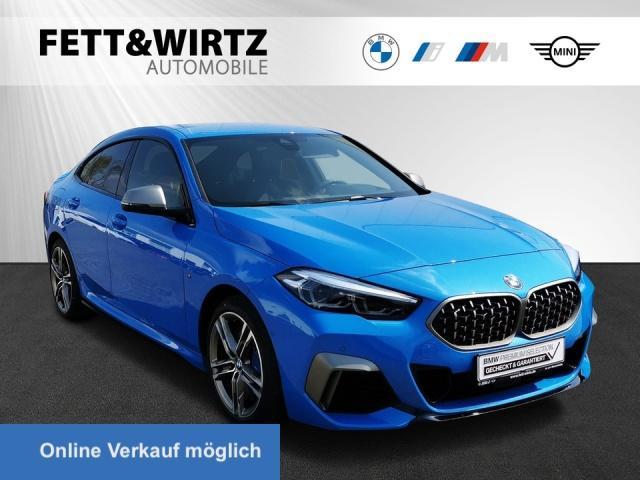 BMW M235 i xDrive Gran Coupe GC Navi HUD ACC LR ab 515,- br.o.A., Jahr 2020, Benzin