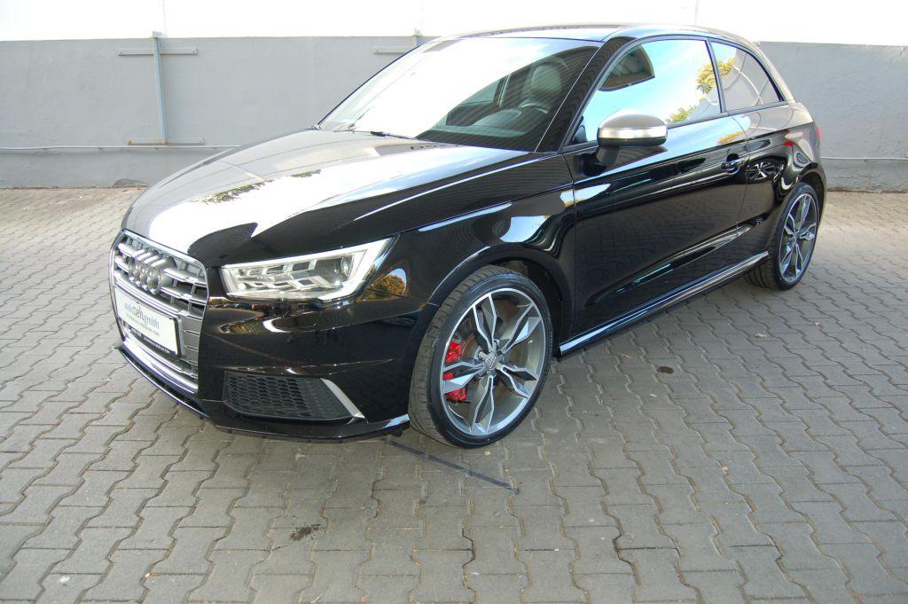Audi S1 2.0 TFSi Quattro+Xenon+Navi+PDC+Klima, Jahr 2014, Benzin