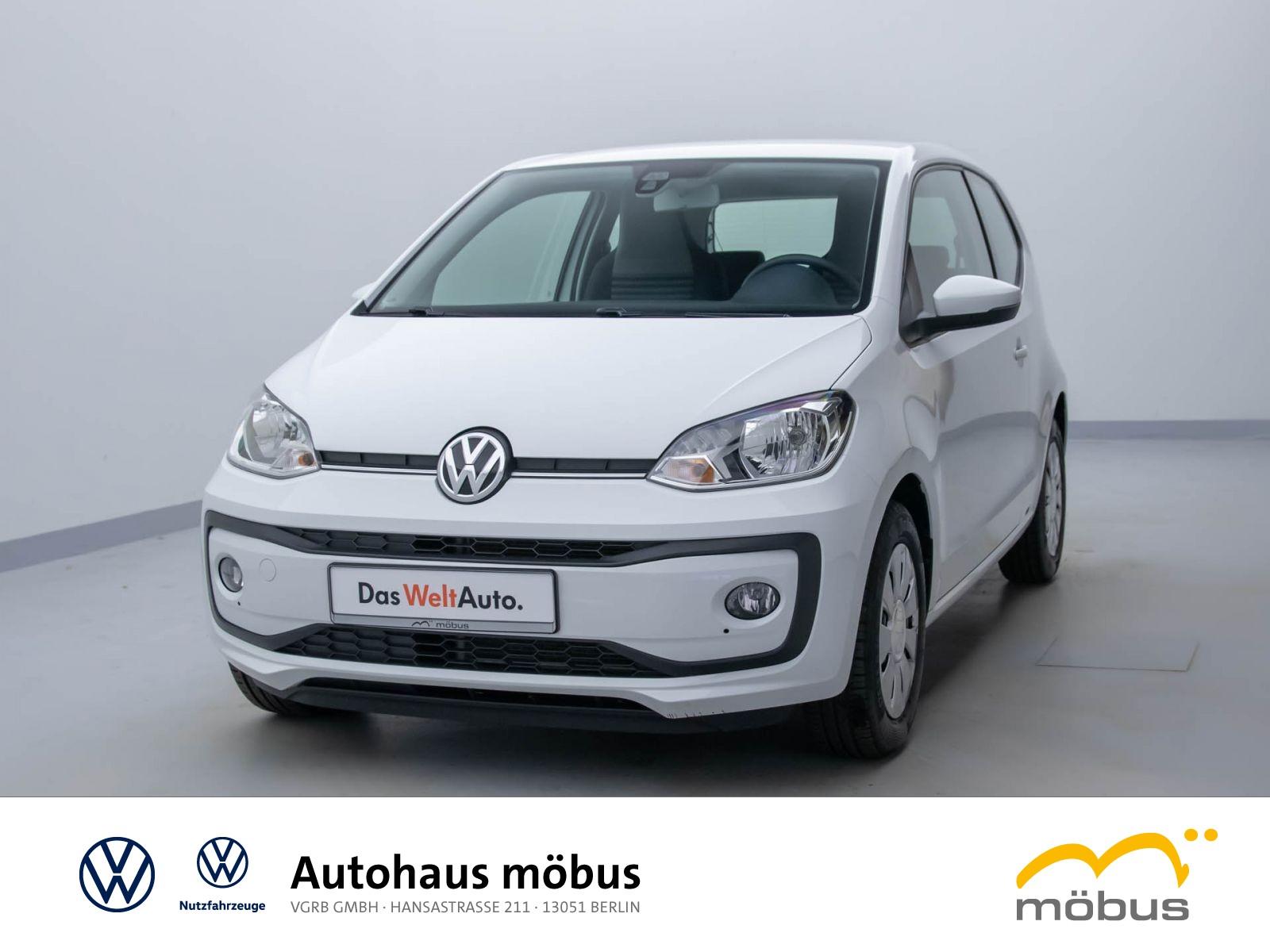 Volkswagen up! 1.0*MOVE UP!**KLIMA*GRA*NSW*SITZHZ*TELEFON**, Jahr 2019, Benzin