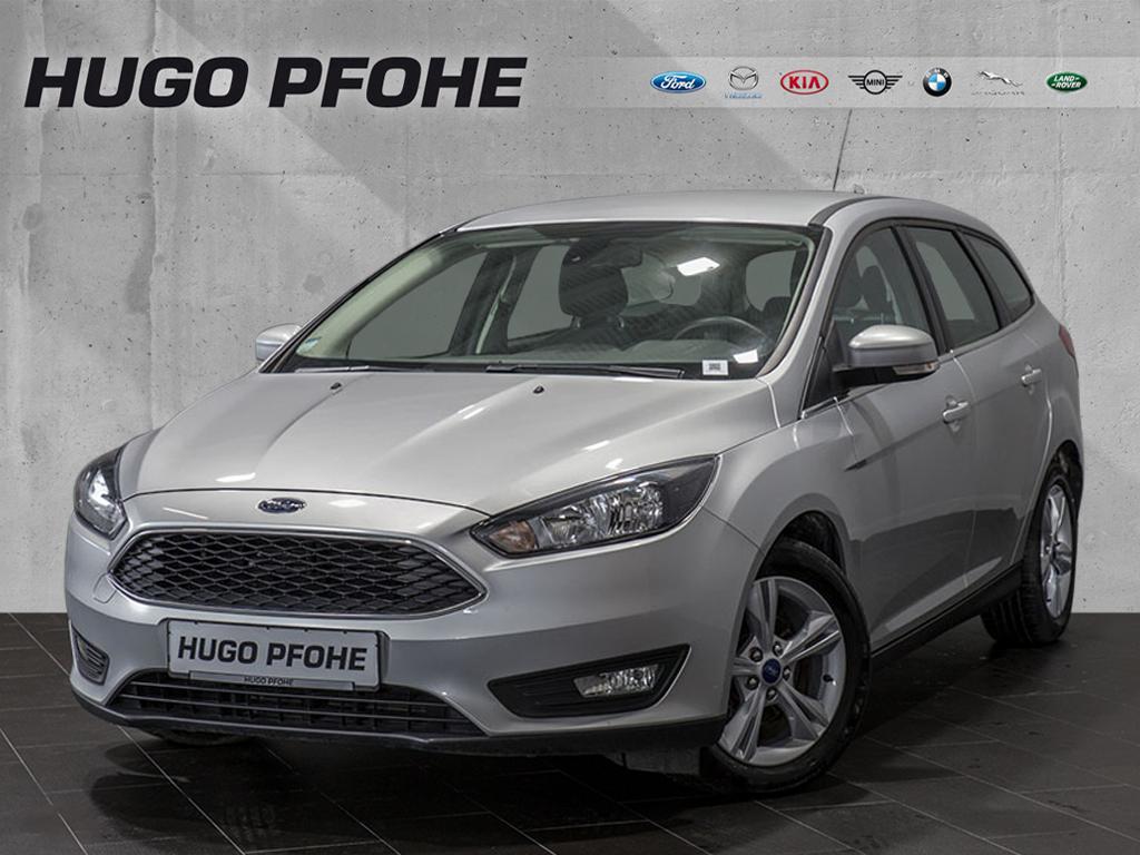 Ford Focus Trend Turnier 1.0 EcoBoost, Jahr 2016, Benzin