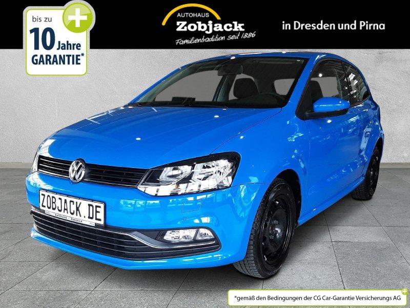 Volkswagen Polo V Comfortline 1.0 S/S PDC,Klima,SHZ, Jahr 2017, Benzin