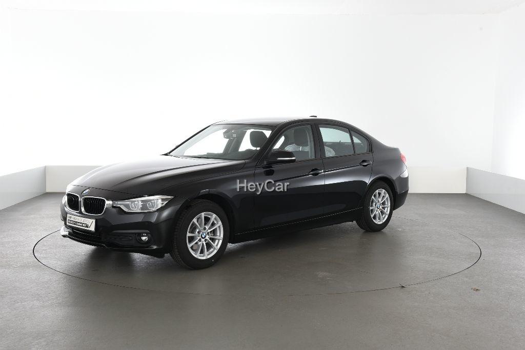 BMW 316d Advantage ehem. UPE 40.150 EUR, Jahr 2018, Diesel
