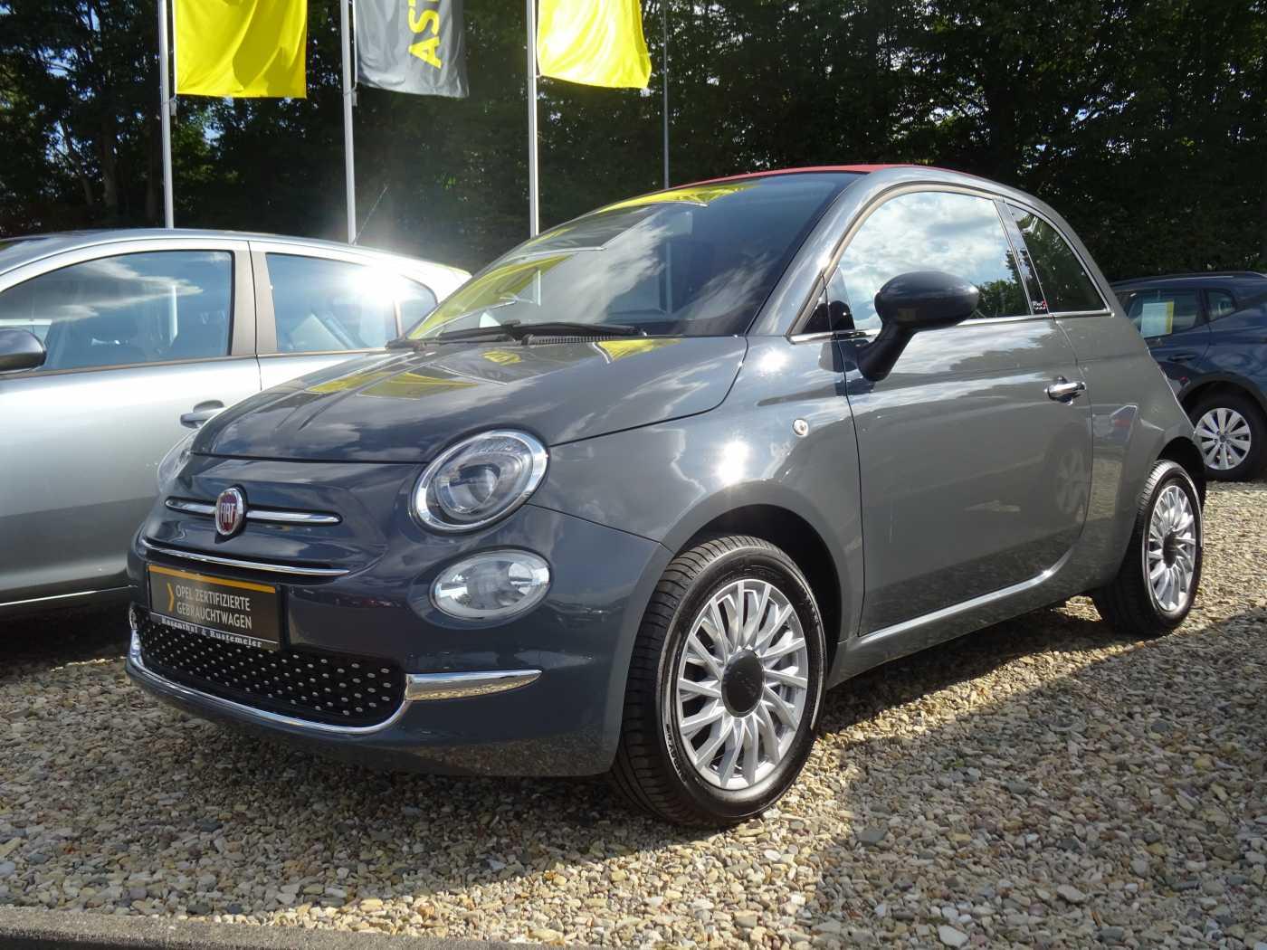 Fiat 500C 1.3 Multijet Lounge BLUETOOTH AUDIOSTREAMING, Jahr 2017, Diesel