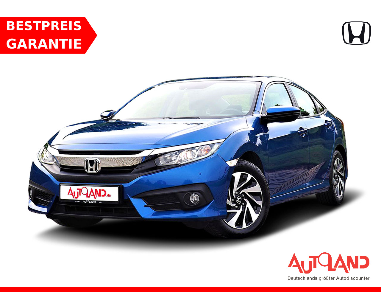 Honda Civic, Jahr 2018, Benzin