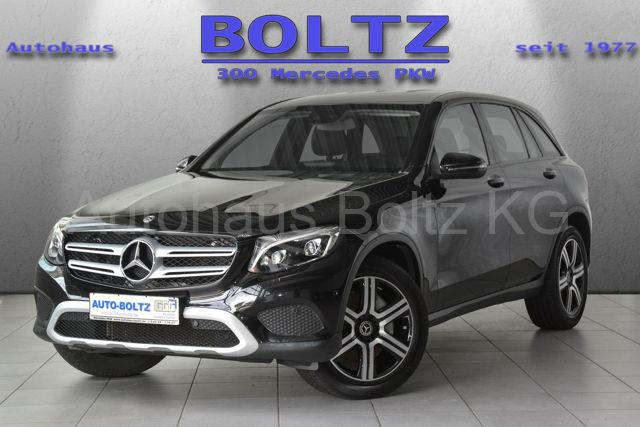 Mercedes-Benz GLC 350 d 4M Parkass. Kamera Navi LED ILS, Jahr 2018, Diesel