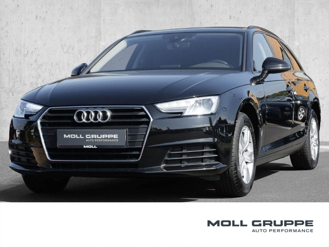 Audi A4 Avant 2.0 TDI basis NAVI, Jahr 2016, Diesel