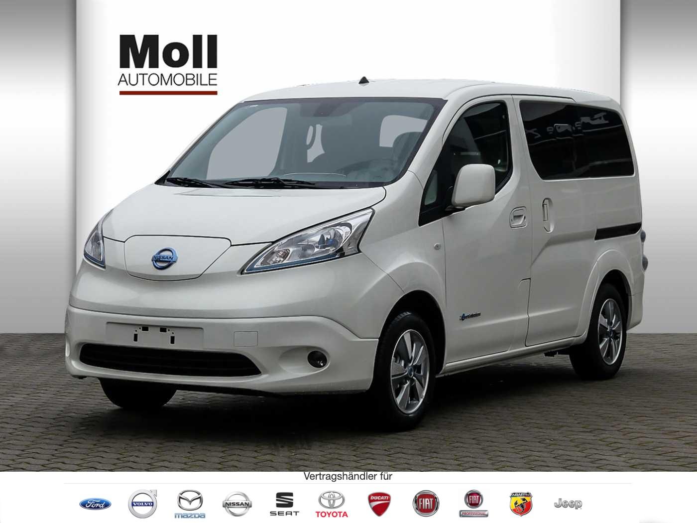 Nissan NV200 (M20/M) (08.2009->), Jahr 2020, Elektro
