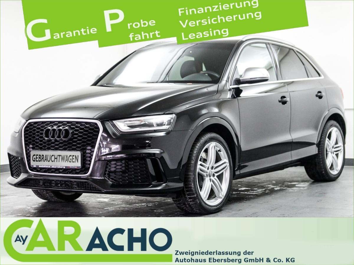 Audi RS Q3 Spiegelpaket Navi+ AMI Assist connect, Jahr 2014, Benzin