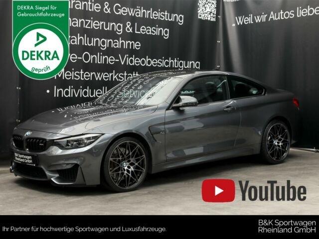 BMW M4 Competition ab 544,68 /mtl., Jahr 2017, Benzin