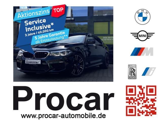 BMW M5 xDrive DA+ Keramik DAB Glasd. Navi Prof. PA, Jahr 2019, Benzin