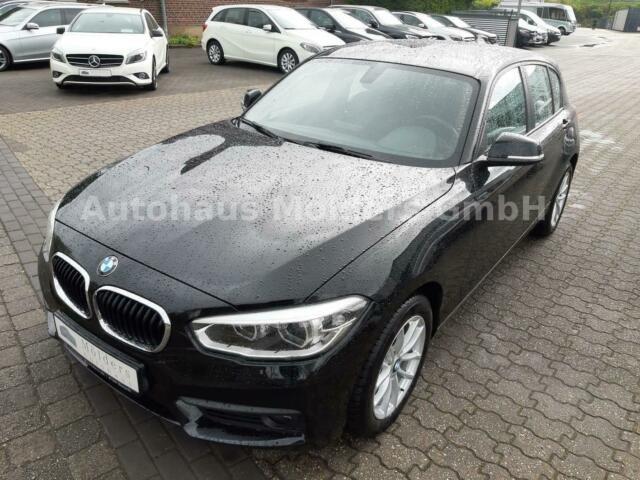 BMW 116 i *Garantie*Navi*LED*167 mtl., Jahr 2016, Benzin