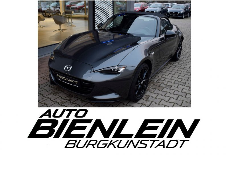 Mazda MX-5 Roadster 2.0 184PS Exclusive-Line Technik-Paket I-Act-Pak Navi uvm., Jahr 2018, Benzin