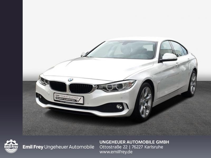 BMW 420d Gran Coupé Advantage Head-Up Xenon USB Shz, Jahr 2016, Diesel