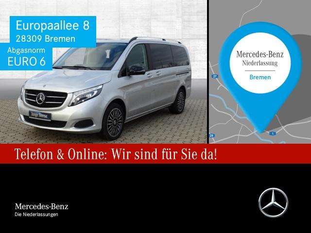 Mercedes-Benz V 250 CDI EDITION Sportfahrwerk Standheizung AHK, Jahr 2019, Diesel