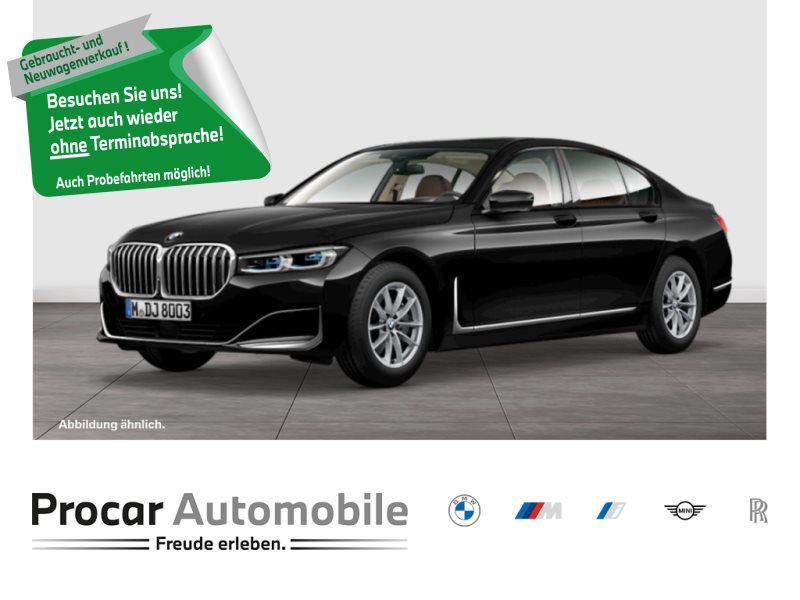 BMW 740d xDrive STANDH. AHK LASERLICHT GLASDACH HUD, Jahr 2020, Diesel