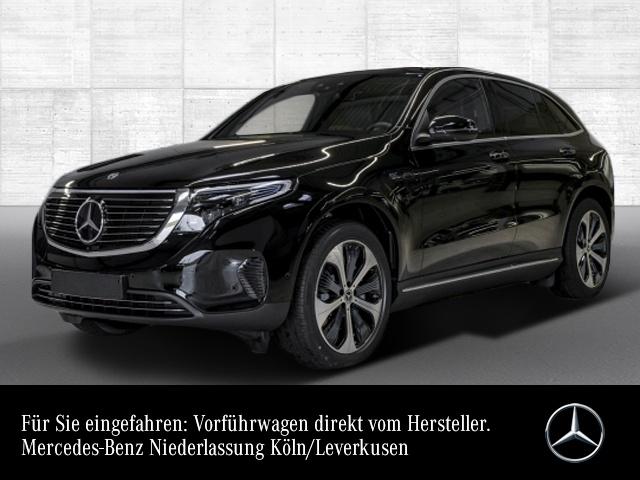 Mercedes-Benz EQC 400 4MATIC 360° Multibeam Distr. PTS Easy, Jahr 2019, Elektro