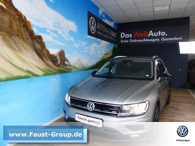 Volkswagen Tiguan IQ.DRIVE UPE39000 NAVI AHK, Jahr 2020, Benzin