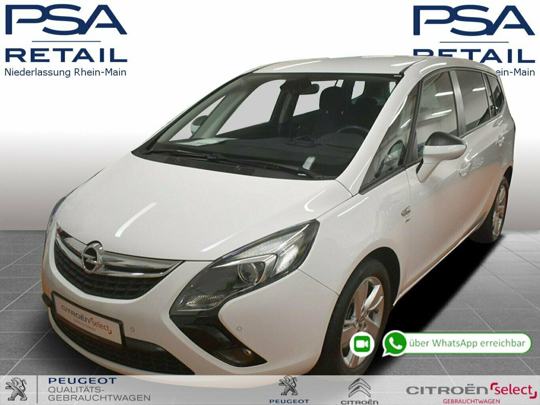Opel Zafira Tourer 1.4 LPG Turbo DRIVE *Klimaautom*Sicht-Paket*, Jahr 2015, LPG