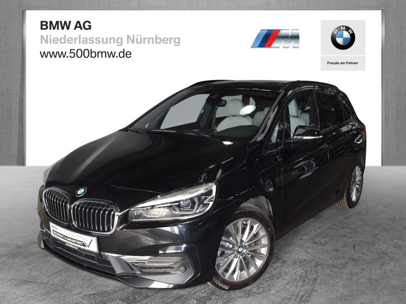 BMW 225 Active Tourer 225xe iPerformance Luxury Line EURO6 HiFi LED, Jahr 2019, Hybrid