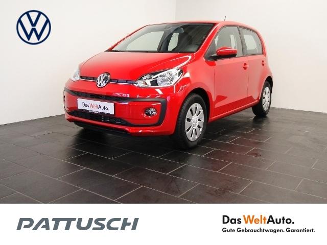 Volkswagen up! 1.0 move maps+more Sitzheizung, Jahr 2019, Benzin