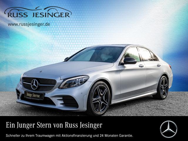Mercedes-Benz C 300 d AMG Line + DISTRONIC + NAVI+ MEMORY+ LED, Jahr 2018, Diesel
