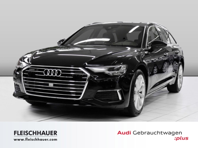Audi A6 Avant 40 TDI qu. design Navi+LED+VC+Leder+Kamera+DAB+PDC, Jahr 2020, Diesel