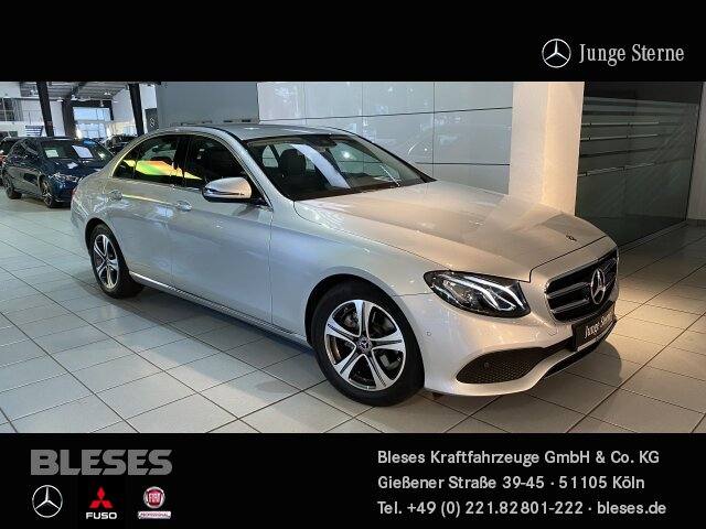 Mercedes-Benz E200d *Avantgarde/Widescreen/Comand/Ambiente*, Jahr 2019, Diesel