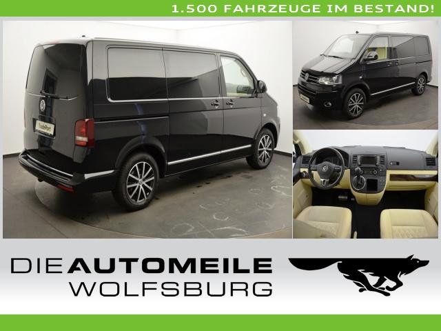 Volkswagen T5 Multivan 2.0 TDI 4Motion DSG Business AHK/Stand, Jahr 2014, Diesel