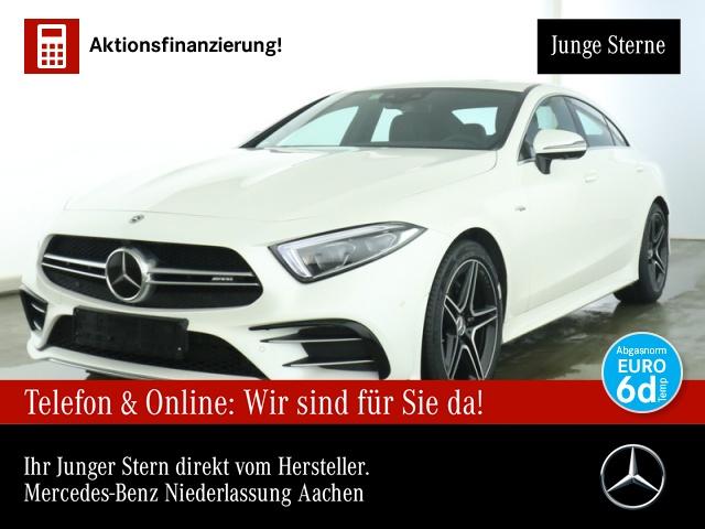 Mercedes-Benz CLS 53 AMG 4M+ FahrAss MULTIBEAM WIDE MBUX, Jahr 2020, Benzin