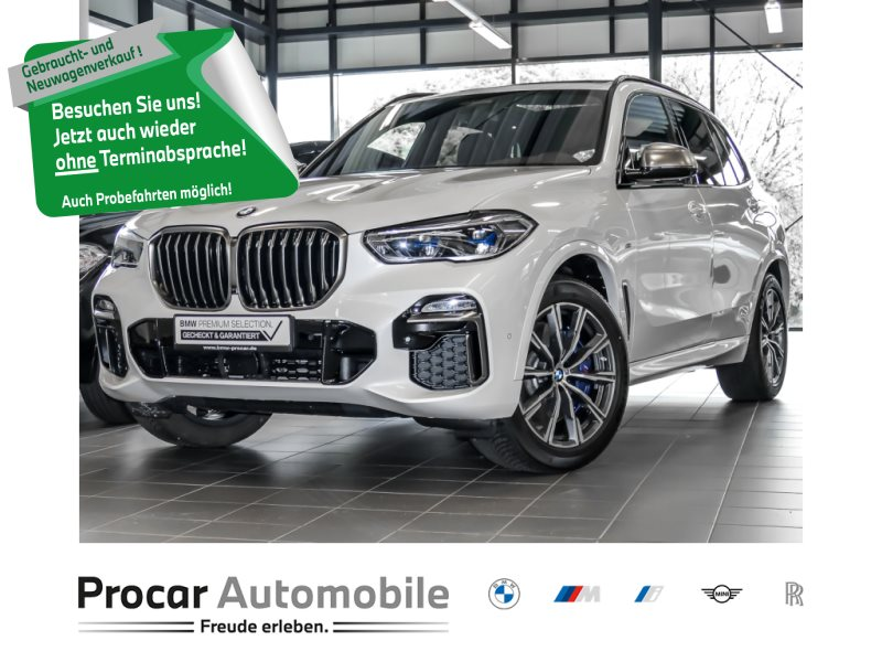 BMW X5 M50d AHK DA Prof Pano HuD StHzg DAB WLAN, Jahr 2020, Diesel