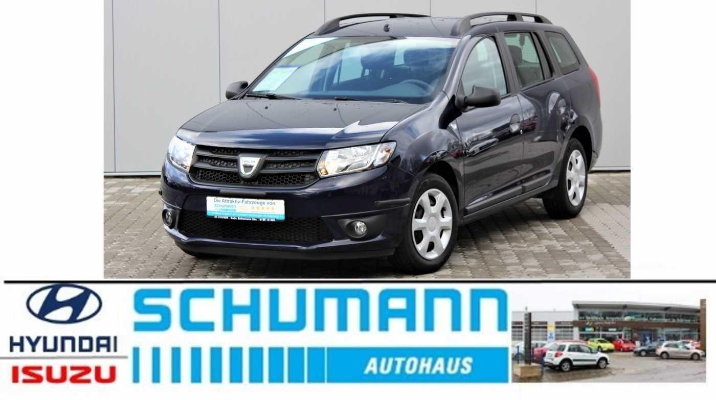 Dacia Logan MCV 1.2 16V KLIMA GARANTIE, Jahr 2016, Benzin