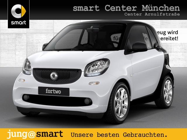 smart fortwo coupé 52kW, Jahr 2015, petrol