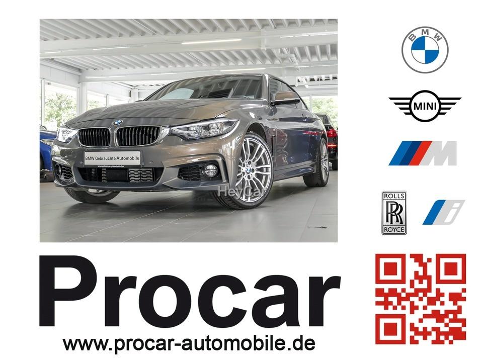 BMW 435d xDrive Coupe M Sport Innovationsp. Head-Up, Jahr 2017, Diesel