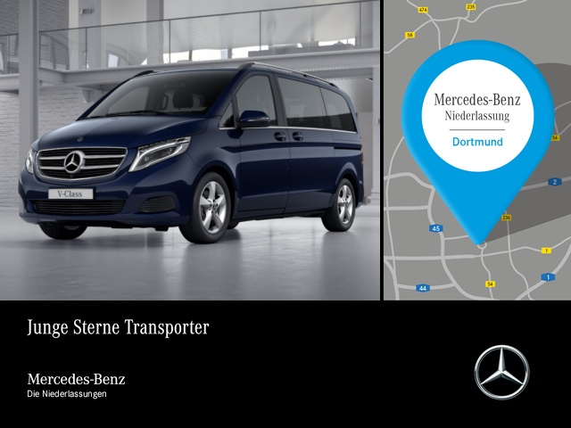 Mercedes-Benz V 220 CDI AVANTGARDE EDITION Kompakt AHK Comand, Jahr 2019, Diesel