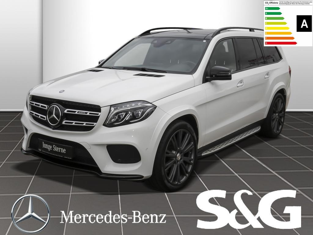 Mercedes-Benz GLS 350 d 4M AMG line Airmatic/Burmester/DVD/TV/, Jahr 2016, diesel