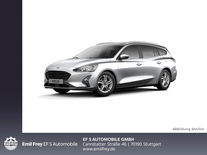 Ford Focus Turnier 1.5 D E6 COOL&CONNECT*Standh./LED-SW/Cam.*, Jahr 2019, Diesel