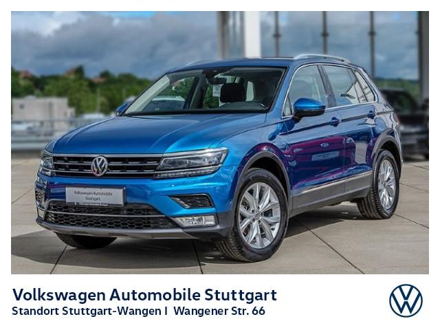 Volkswagen Tiguan Highline 1.4 TSI DSG Navi LED AHK Stdhzg, Jahr 2017, Benzin