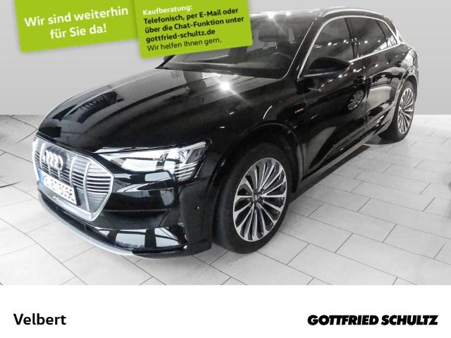 Audi e-tron Advance 50 quattro Panoramadach AHK, Jahr 2020, Elektro