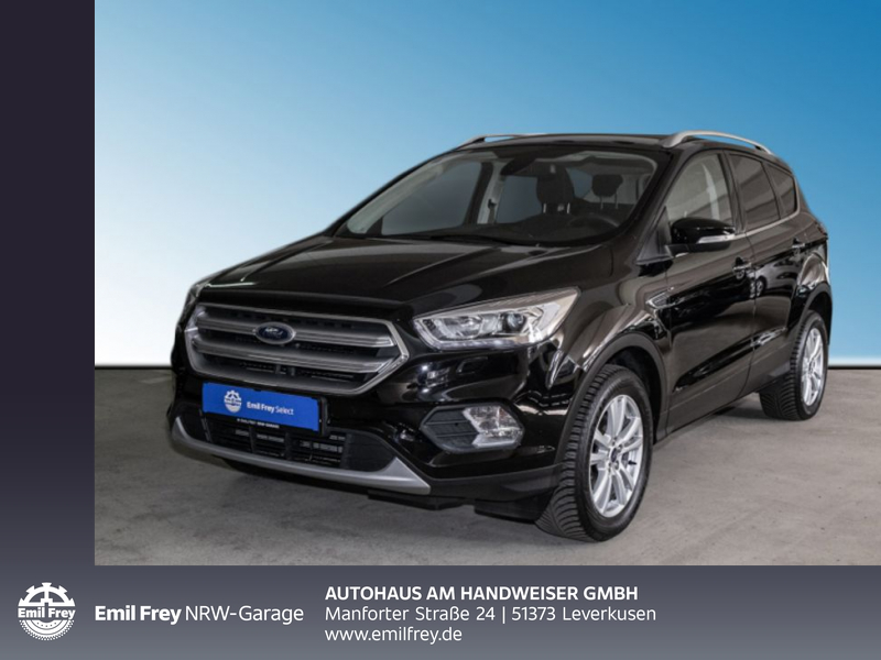Ford Kuga 1.5 EcoBoost 2x4 Cool & Connect, Alarmanlage, Design-Paket 2, Winter-Paket, Sicht-Paket, Jahr 2019, Benzin