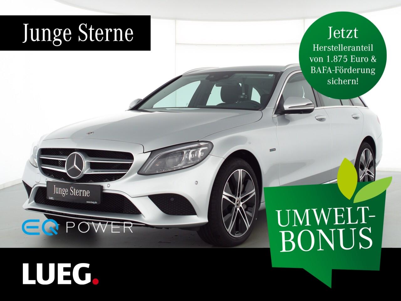 Mercedes-Benz C 300 e T Avantgarde+COM+Mbeam+18''+Distr+HUD+36, Jahr 2020, Hybrid
