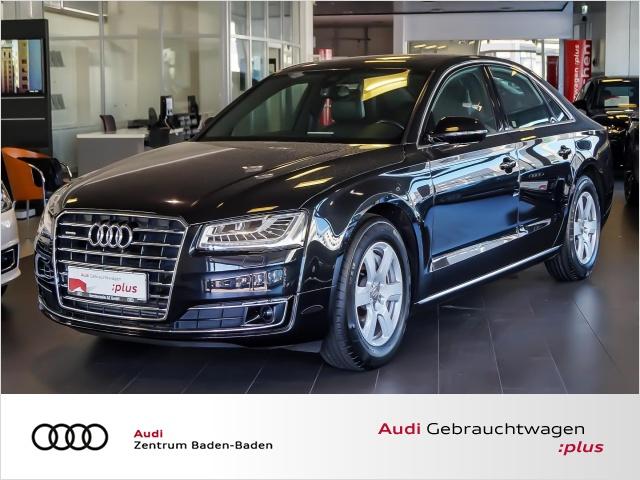 Audi A8 3.0 TDI quattro AHK Standheizng Kamera BOSE DAB, Jahr 2015, Diesel